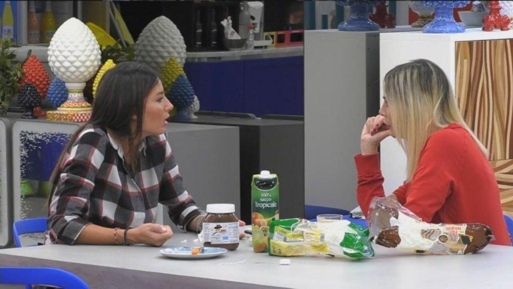 Elisabetta Gregoraci riscopre una nuova Stefania Orlando al GF Vip. Il loro rapporto si è evoluto in meglio | Video Mediaset
