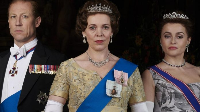 The Crown 4 su Netflix