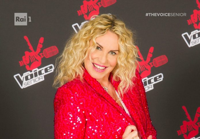 Antonella Clerici, conduttrice di the Voice Senior
