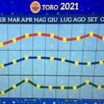 Grafico Toro 2021