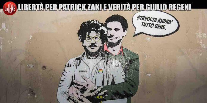 Le Iene, la storia di Patrick Zaki
