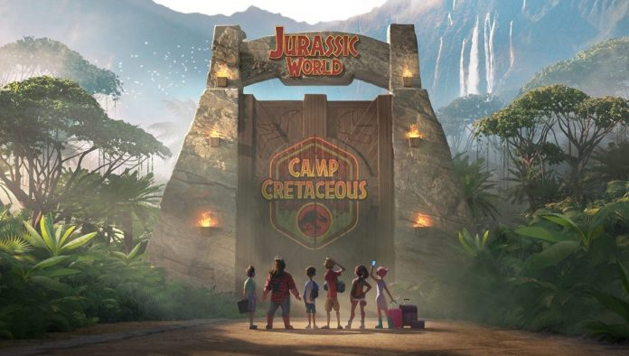 Jurassic World Nuove Avventure 2 su netflix