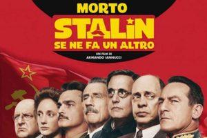 Film da Vedere stasera, 5 gennaio 2021: il film consigliato del giorno è Morto Stalin, se ne fa un altro