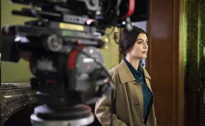 Alessandra Mastronardi nel film tv Carla