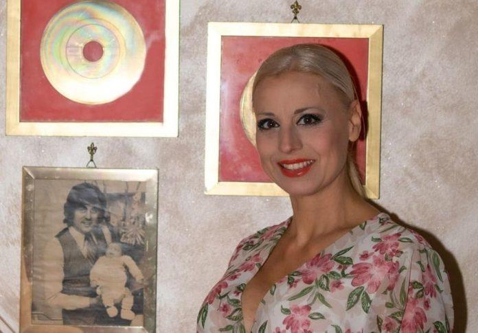Cristiana Ciacci, figlia di little tony