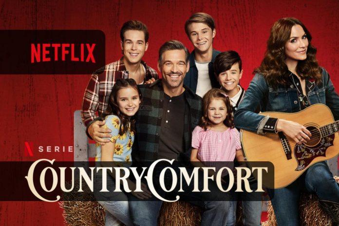 Country Comfort su Netflix
