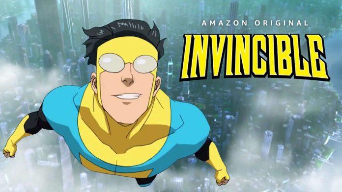 Invincible su Amazon Prime Video