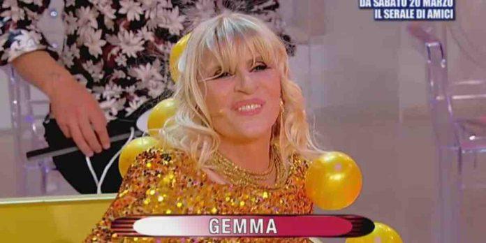 Gemma come Charlize Theron a Uomini e Donne