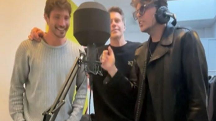 Amici 20 Stash, Emanuele Filiberto di Savoia e Stefano De Martino presentano Cabriolet Panorama