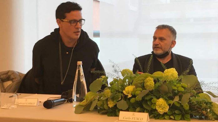 Gabriel Garko e Carlo Fusco