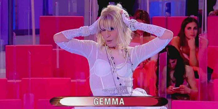 Gemma come Madonna a Uomini e Donne