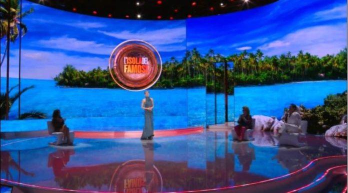 Cast Studio Isola dei Famosi