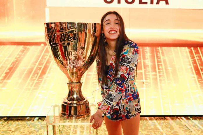 Giulia Stabile vince Amici 2021