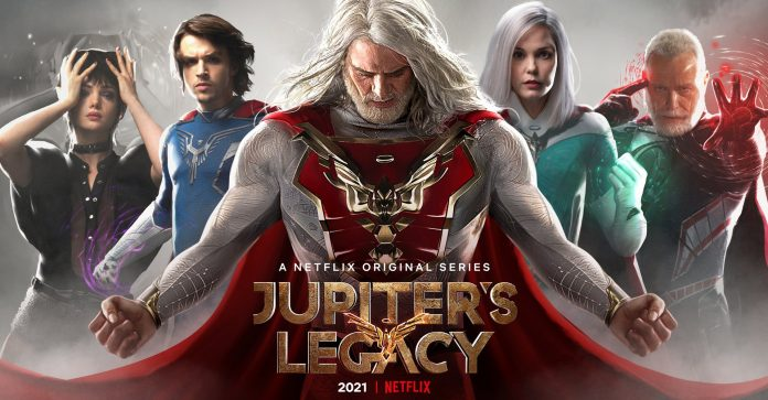 Jupiter's Legacy su Netflix