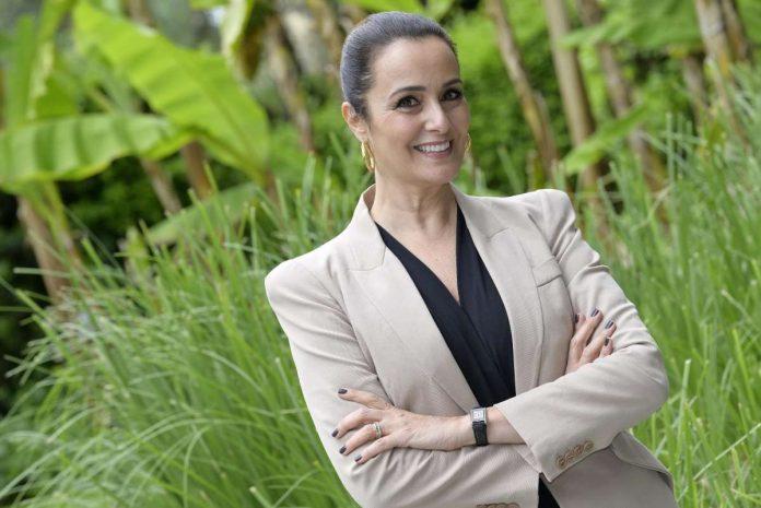Roberta Capua, conduttrice di Estate in diretta