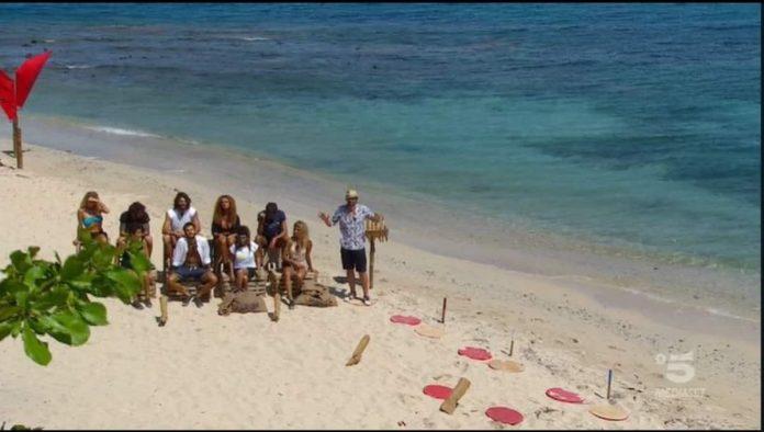 Staff Studio Isola dei Famosi