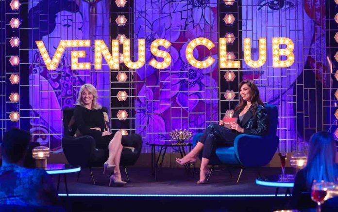 Diletta Leotta Venus Club
