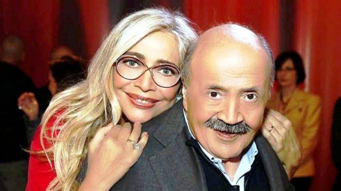 Mara Venier e Maurizio Costanzo