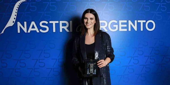 Laura Pausini ai Nastri d'Argento