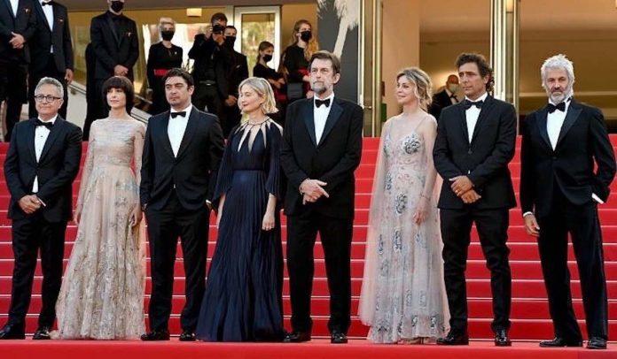 Festival Di Cannes 2021 Tre piani Nanni Moretti