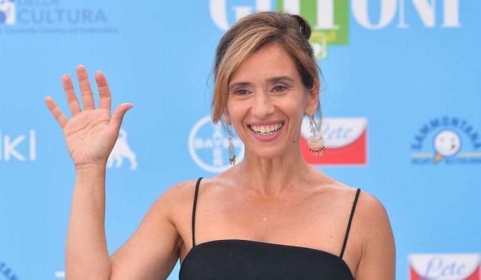 Teresa Saponangelo Giffoni film Festival 2021