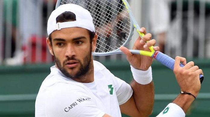 finale di Wimbledon Matteo Berrettini
