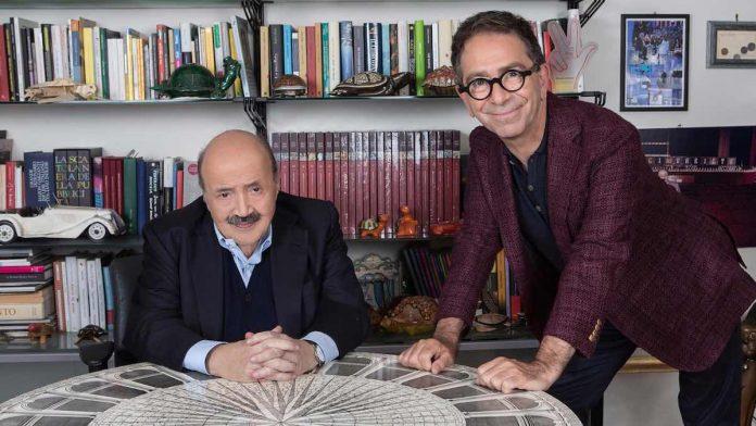 Maurizio CostanzoePino Strabioli- Io li conoscevo bene