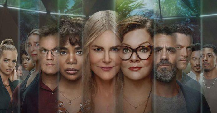 Amazon: Nove Perfetti Sconosciuti