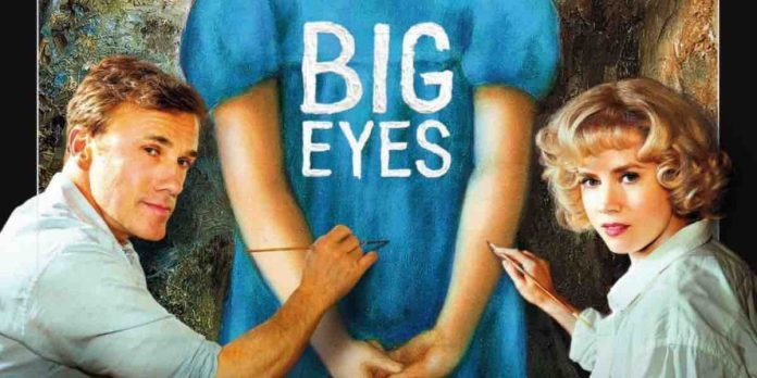 big eyes film Tim Burton