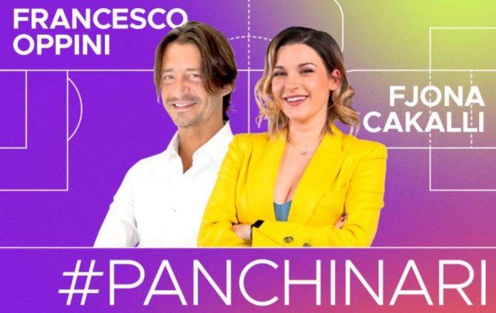 I panchinari con Francesco Oppini