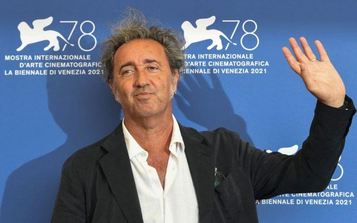 Paolo Sorrentino al festival del cinema di venezia