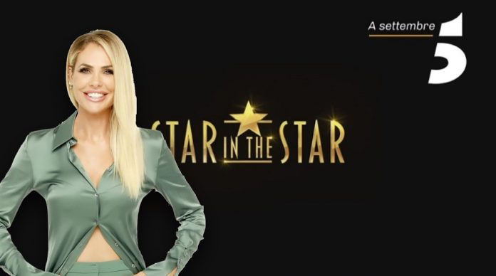 Star in the Star Ilary Blasi