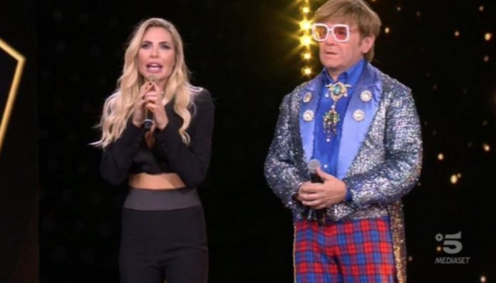 Star in the star Elton John