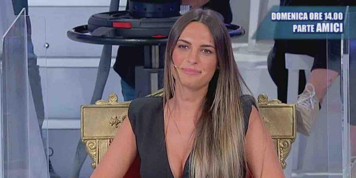 Andrea Nicole tronista Uomini e Donne