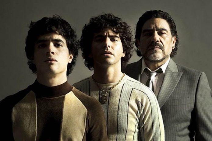 Maradona Sogno Benedetto Serie tv Amazon Prime Video
