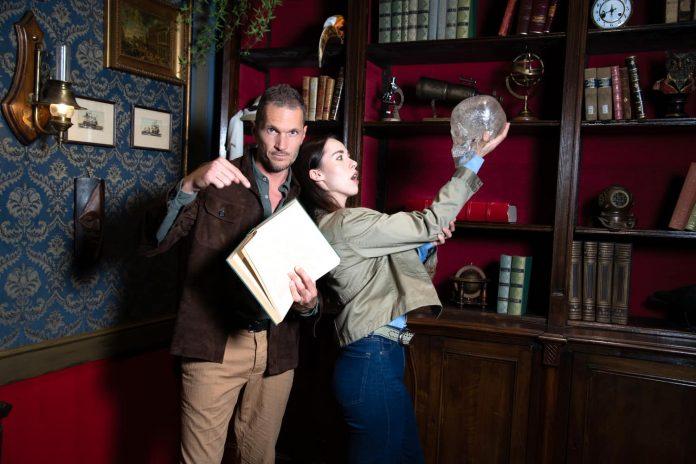 Mystery Land con Alvin e Aurora Ramazzotti