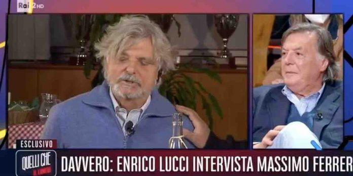 Lite tv Ferrero Panatta