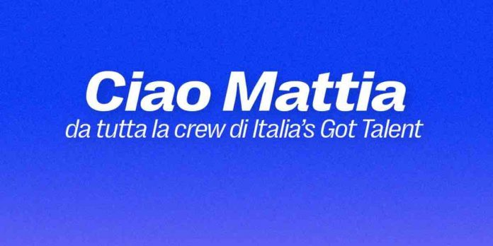 Italia's Got Talent, Mattia Montenesi