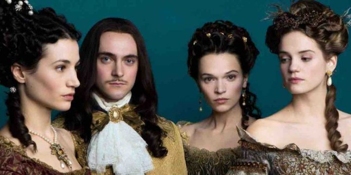 Versailles serie tv